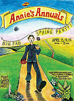 annie's spring party