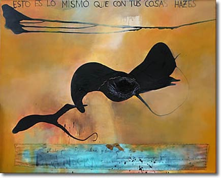 Pata Negra, by Luis Luna Matiz of Colombia