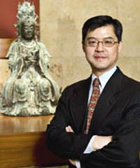 jay xu, director of the asian art museum