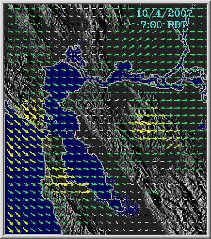 san francisco bay area wind patterns