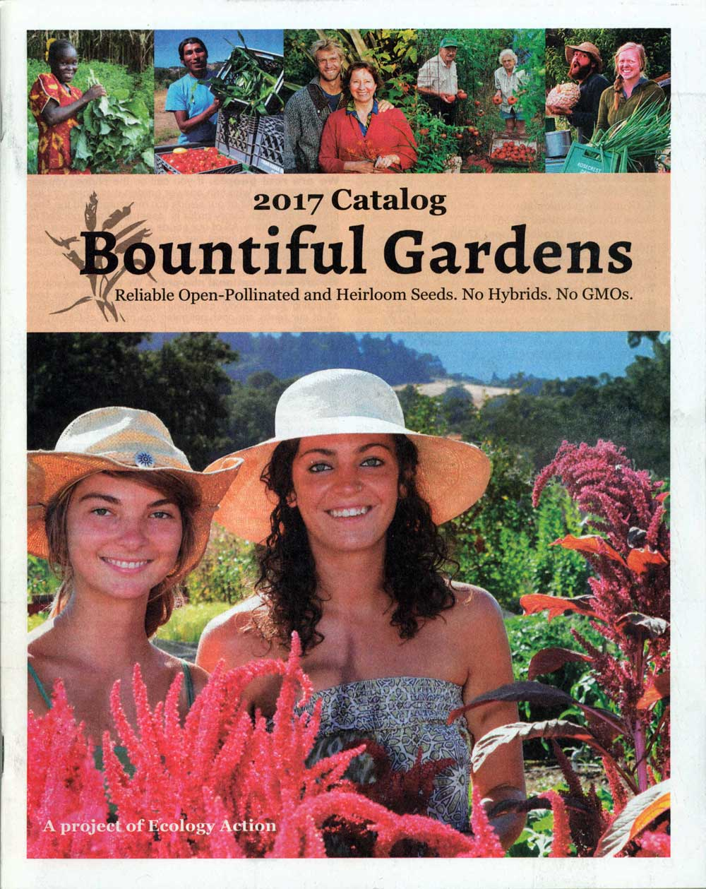 Bountiful Gardens, California, 8.25 x 10.25 in., 72 pp.