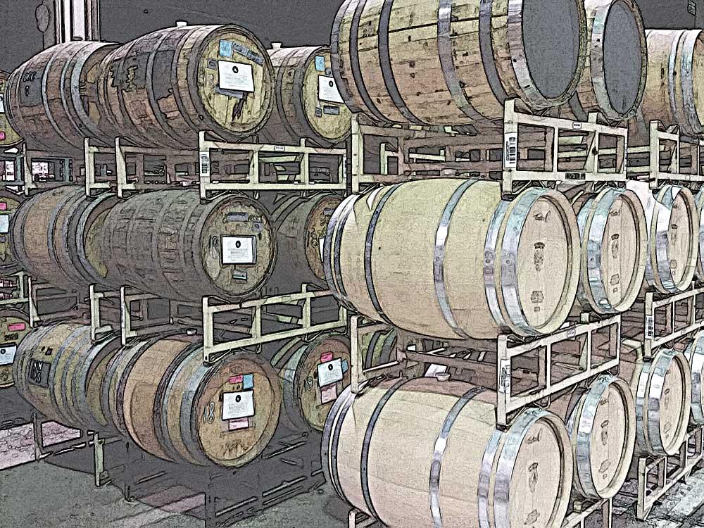 Saint George's Distillery, Alameda.