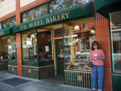 model bakery, st helena