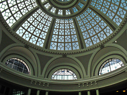 the historic emporium dome