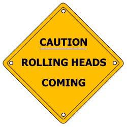 rolling heads