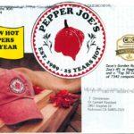 Pepper Joe's, Maryland, 5.5 x 8.5 in., 34 pp.